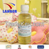 Modified Hydrophilic Amino Silicone Oil LA-CT80