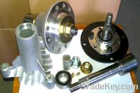 Sell Lawnmower Deck Spindle Assembly