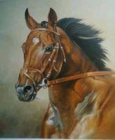 Sell 100% handmade oil paintings