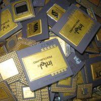 Intel Pentium Pro Cpu  and CPU Scrap