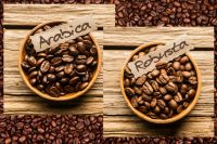 Roasted/Unroasted Arabica Coffee Beans