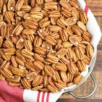 Australian Pecan nuts with high quality