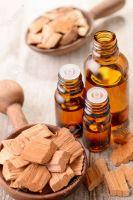 100% Pure natural sandalwood essential oil