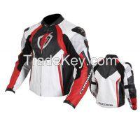 Complete line of Motorbike gloves & garments