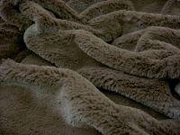 Sell polyester velvet plush, synthetic fur, faux fur
