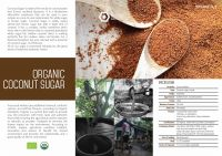 High Quality Organic Coconut Sugar For Healthy Consume