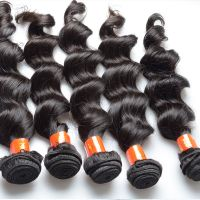 Unprocessed Virgin Human Hair Extension