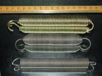 Stainless Steel Extension Spring