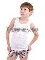 Cheap cotton underwesr children underpants undershirts shorts and breifs