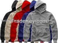 Cotton Melton Sweatshirt and Hoodie