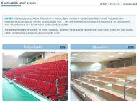 retractable chair system [UTsystem]