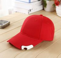 Colorful Customized Logo Promotional Bottle Opener Baseball Cap Small Order Accept