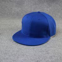 Wholesale Custom Embroidery Plain Hip Hop Cap Snapback Hat
