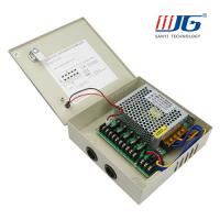 Power supply box 12V 3A/24V 1.5A 5 way cctv power supply
