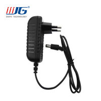 24W Wall plug charge, AC/DC 24V 1A Power charger, Power Adapter for CCTV , 24V 1A CN/U.S/EU/U.K/AU Type Power Adapter