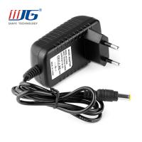 FCC approved Power Wall plug charger, DC 5V 3A Power Adapter, Power Adapter for CCTV , 15w power adapter with EU plug