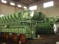 Sell Used HFO Diesel Generator or Second Hand HFO DG Power Plant