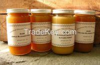 100% natural bee raw honey