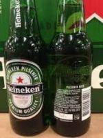 Heneiken Beer and Other Energy Drinks