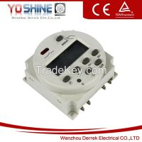 YX804 weekly programmable digital time switches
