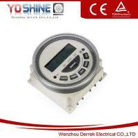 YX805 AC DC12V weekly programmable digital timer