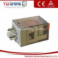 60.12 Finder type 12v 24v 10A Mini Electromagnetic Relay