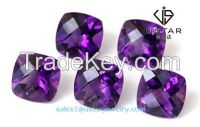 Jewelry Loose Gemstone Natural Amethyst