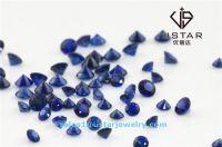 Ustar Jewelry Round Brilliant Cut Natural Sapphire