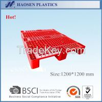 1200x1200mm factory directly good quality recycle cheap plastic pallet sale