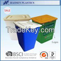 Factory 15kg plastic pet food container storage
