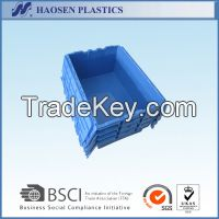 Factory directly plastic moving crates sale