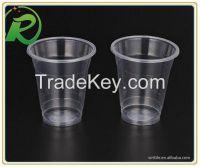 12oz PP/PET disposable clear plastic cups