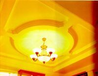 Sell Sell Interior Decorative Gypsum Crown Moulding, Cornice, Ceiling