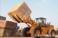 Sell Stone forklift wheel loader XJ968-28(28T)