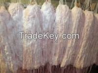 Top Grade salted sheep casing