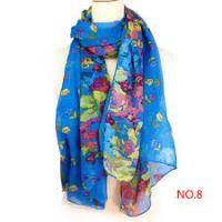 scarves, silk scarves, printed scarves, ladies scarves