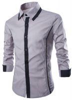 Men cotton shirt, Dress cotton shirt