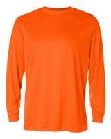 T-Shirt, long sleeve, T-shirt, cotton/polyester, T-shirt