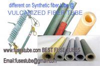 Hard Fiber Tube Vulcanized Hard Fiber Tube Environmental Synthetic fiber liner fuse tubes