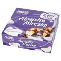 Milka marshmallow in chocolate HAPPY COWS