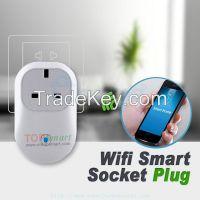 wifi mobile phone APP remote control power socket plugs