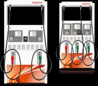 Fuel Dispenser - EG6 Series