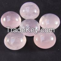 Rose Quartz Loose Gemstone, Rose Quartz Sterling Silver Jewelry