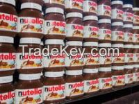 Nutella Chocolate, Kit Kat, Kinder Joy, Mars, Bounty, Twix, Lion, and other Chocolate products