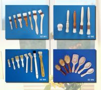 Sell Brushes: pastry brushes, paint brushes, industrial brushes