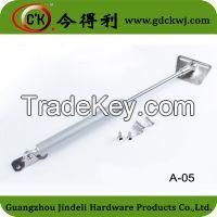 Cabinet iron head gas spring door support gas struct