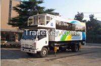 Ambulift(Disabled Passenger Transporter)