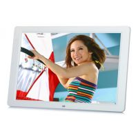 15-inch 1280800 TFT-LCD Widescreen Digital HD Picture Photo Frame Support MP34 Movie Player + Remote Control
