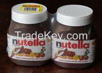 Ferrero Nutella Chocolate Spread Cream 230g, 350g and 600g English/Arabic