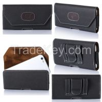 Wholesale Products Leather 4.7inch Phone Belt Cover For iphone 6